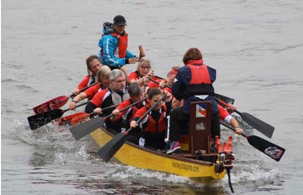 Exe-Calibre's 10 man entry for the 2019 Henley Winter Series 1 race on the River Thames.
